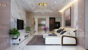 Thiết kế nội thất căn hộ chung cư Mandarin Garden Hoàng Minh Giám 3