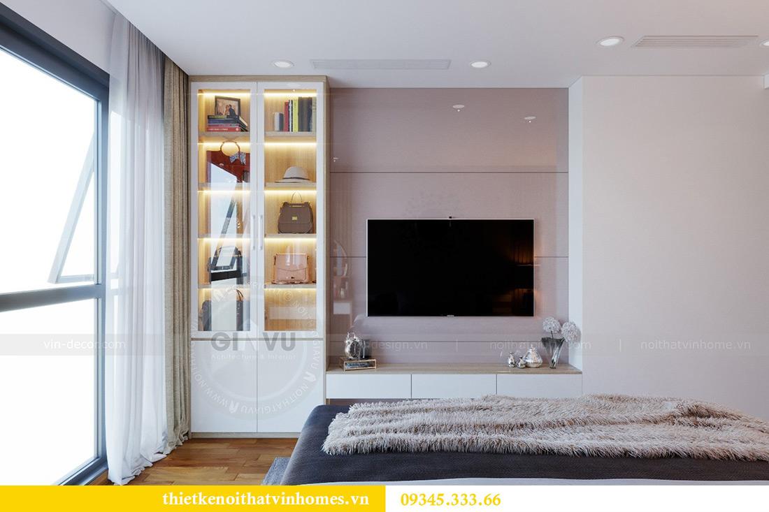 Thiết kế nội thất căn hộ chung cư Mandarin Garden Hoàng Minh Giám 8