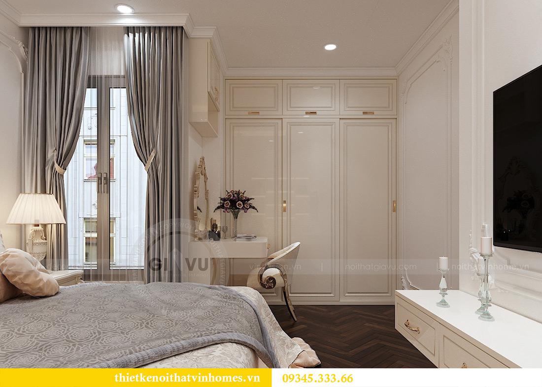 Thiết kế nội thất chung cư Green Bay Mễ Trì căn 05 tòa G1 - Chị Lan 10