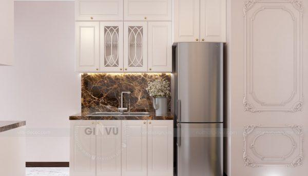Thiết kế nội thất chung cư Green Bay Mễ Trì căn 05 tòa G1 - Chị Lan 3