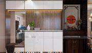 Thiết kế nội thất Vinhomes Metropolis tòa M1 căn 01 nhà chị Trang 1