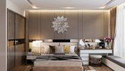 Thiết kế nội thất Vinhomes Metropolis tòa M1 căn 01 nhà chị Trang 6