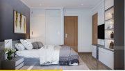 Thiết kế nội thất Vinhomes Sky Lake Phạm Hùng căn 2 ngủ 9