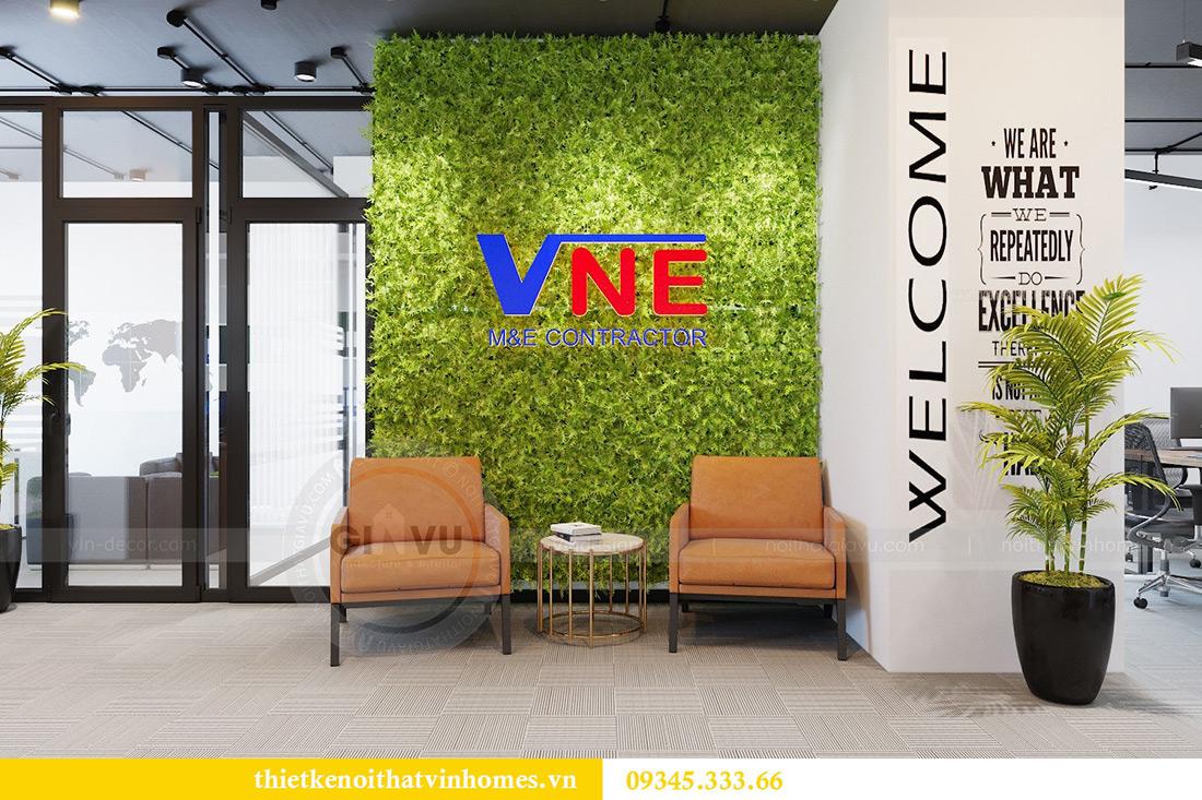 Ý tưởng thiết kế nội thất văn phòng chung cư Mễ Trì 2019 1