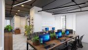 Ý tưởng thiết kế nội thất văn phòng chung cư Mễ Trì 2019 2