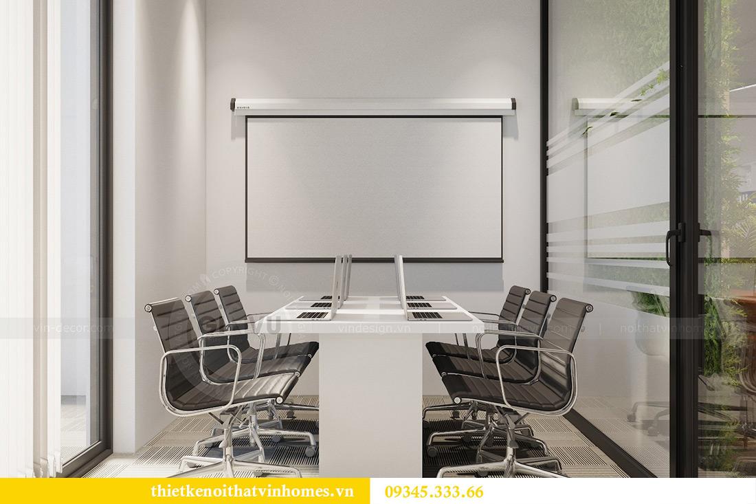 Ý tưởng thiết kế nội thất văn phòng chung cư Mễ Trì 2019 5