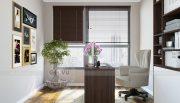 Thiết kế nội thất căn hộ chung cư Green Bay Mễ Trì nhà anh Hưởng 15