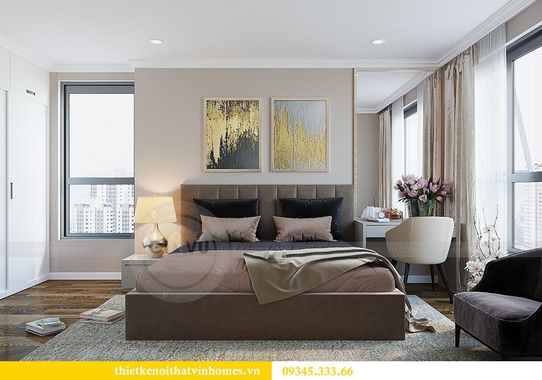 Thiết kế nội thất căn hộ chung cư Green Bay Mễ Trì nhà anh Hưởng 8