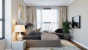 Thiết kế nội thất căn hộ chung cư Green Bay Mễ Trì nhà anh Hưởng 9
