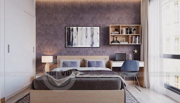 Thiết kế nội thất chung cư Vinhomes Metropolis tòa M2 căn 12A - chú Hậu 10