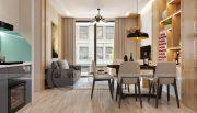 Thiết kế nội thất chung cư Vinhomes Metropolis tòa M2 căn 12A - chú Hậu 2