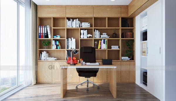 Thiết kế nội thất chung cư Vinhomes Metropolis tòa M2 căn 12A - chú Hậu 6