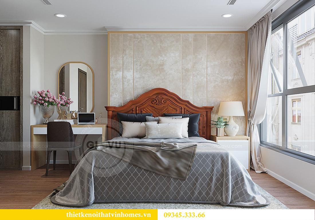 Thiết kế nội thất chung cư Vinhomes Metropolis tòa M2 căn 12A - chú Hậu 8