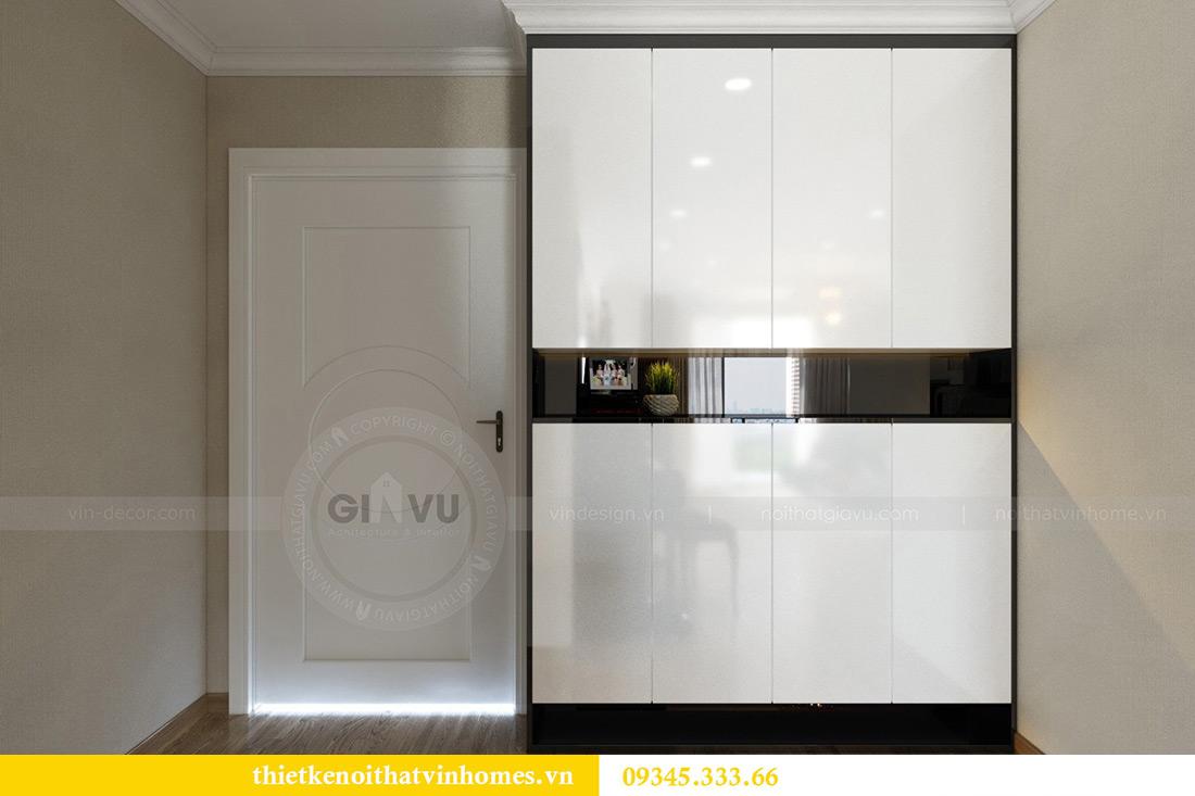 Thiết kế nội thất Vinhomes Green Bay căn 3 ngủ đẹp hiện đại 1