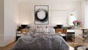 Thiết kế nội thất Vinhomes Green Bay căn 3 ngủ đẹp hiện đại 6