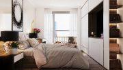 Thiết kế nội thất Vinhomes Green Bay căn 3 ngủ đẹp hiện đại 8
