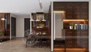 Thiết kế nội thất Vinhomes Metropolis căn 02 tòa M2 sang trọng, đẳng cấp 1
