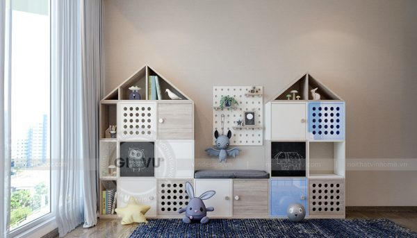 Thiết kế nội thất Vinhomes Metropolis căn 02 tòa M2 sang trọng, đẳng cấp 10