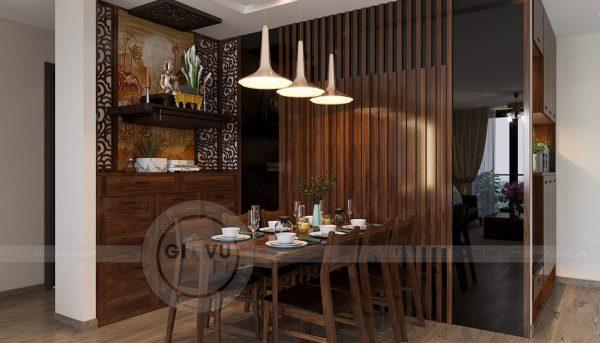 Thiết kế nội thất Vinhomes Metropolis căn 02 tòa M2 sang trọng, đẳng cấp 2