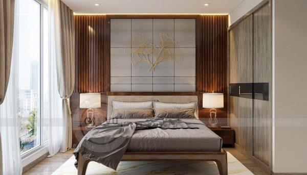 Thiết kế nội thất Vinhomes Metropolis căn 02 tòa M2 sang trọng, đẳng cấp 6