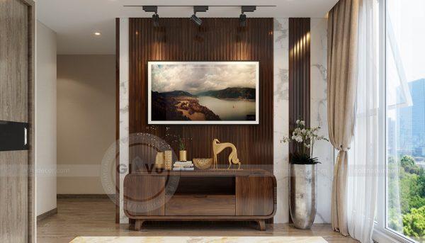 Thiết kế nội thất Vinhomes Metropolis căn 02 tòa M2 sang trọng, đẳng cấp 7