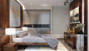 Thiết kế nội thất Vinhomes Metropolis căn 02 tòa M2 sang trọng, đẳng cấp 8