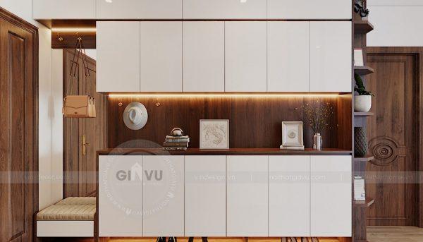 Thiết kế nội thất Vinhomes Metropolis tòa M1 căn 01 - anh Thịnh 1