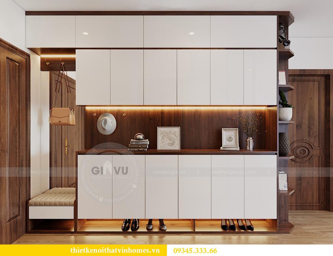 Thiết kế nội thất Vinhomes Metropolis tòa M3 căn 01 - anh Thịnh 1