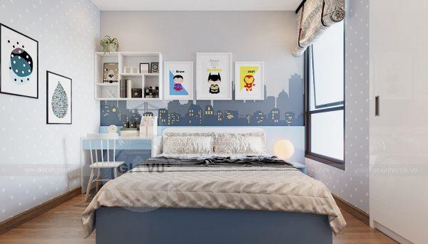 Thiết kế nội thất Vinhomes Metropolis tòa M1 căn 01 - anh Thịnh 11