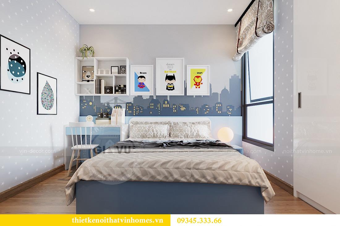 Thiết kế nội thất Vinhomes Metropolis tòa M3 căn 01 - anh Thịnh 11