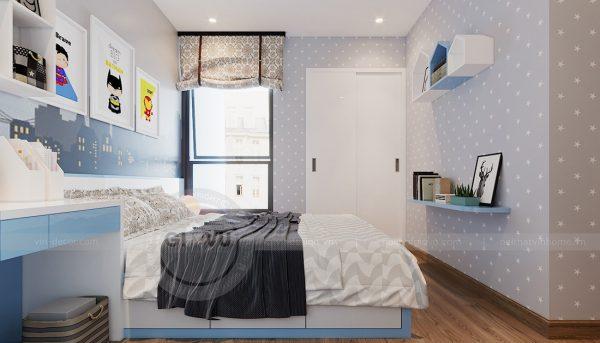 Thiết kế nội thất Vinhomes Metropolis tòa M1 căn 01 - anh Thịnh 12
