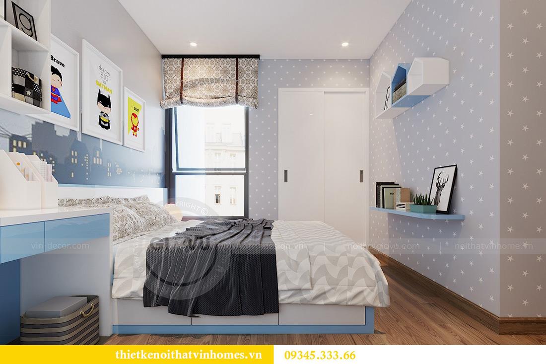 Thiết kế nội thất Vinhomes Metropolis tòa M3 căn 01 - anh Thịnh 12