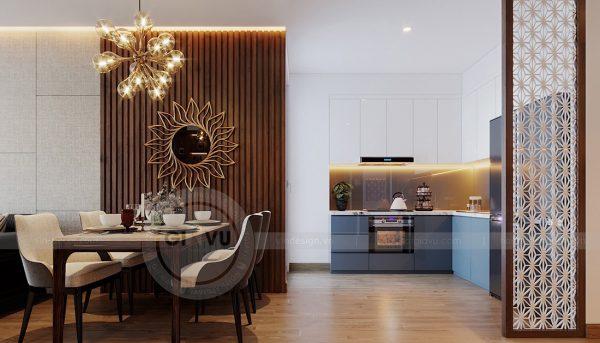 Thiết kế nội thất Vinhomes Metropolis tòa M1 căn 01 - anh Thịnh 2