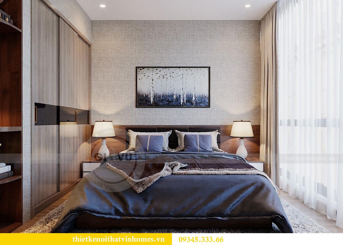 Thiết kế nội thất Vinhomes Metropolis tòa M3 căn 01 - anh Thịnh 7