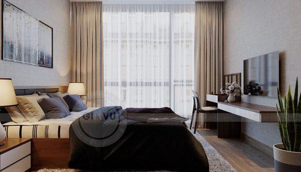 Thiết kế nội thất Vinhomes Metropolis tòa M1 căn 01 - anh Thịnh 8