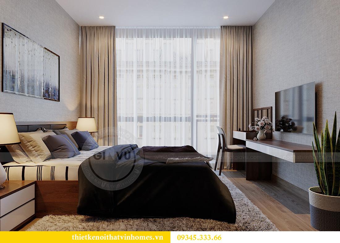 Thiết kế nội thất Vinhomes Metropolis tòa M3 căn 01 - anh Thịnh 8