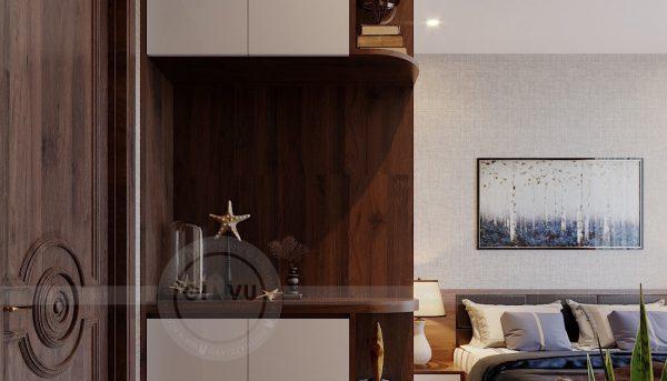 Thiết kế nội thất Vinhomes Metropolis tòa M1 căn 01 - anh Thịnh 9