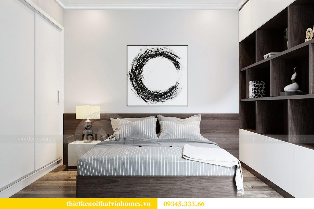 Thiết kế nội thất Vinhomes Phạm Hùng tòa S1 nhà anh Tân 11