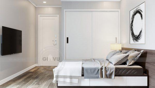 Thiết kế nội thất Vinhomes Phạm Hùng tòa S1 nhà anh Tân 12