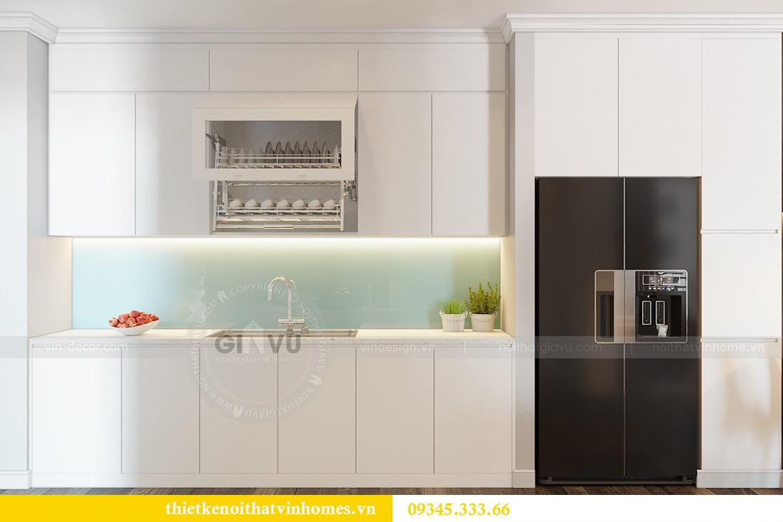 Thiết kế nội thất Vinhomes Phạm Hùng tòa S1 nhà anh Tân 5