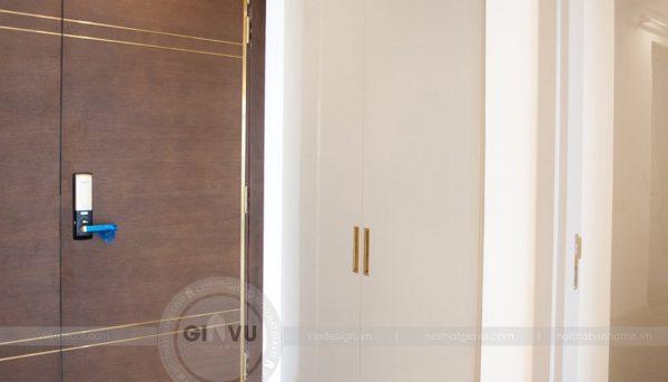 Hoàn thiện nội thất căn hộ 05 tòa S2B chung cư 69B Thụy Khuê 1