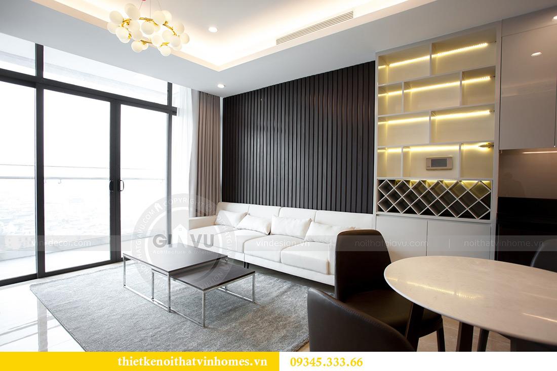 Hoàn thiện nội thất căn hộ 05 tòa S2B chung cư 69B Thụy Khuê 3