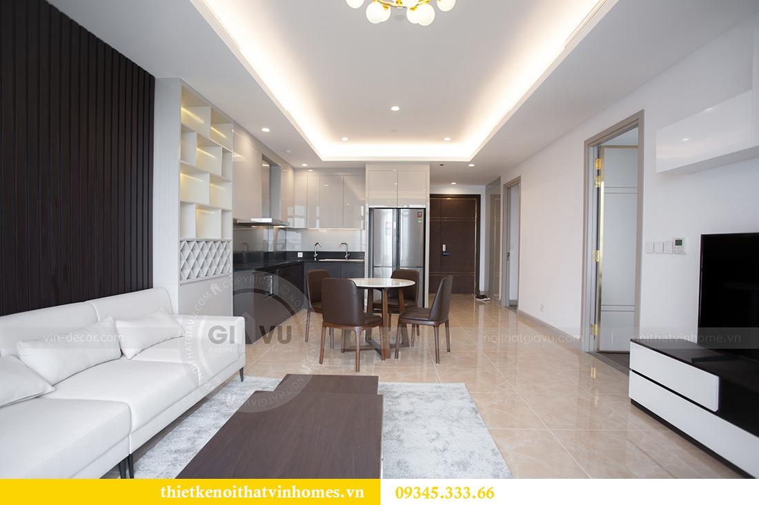 Hoàn thiện nội thất căn hộ 05 tòa S2B chung cư 69B Thụy Khuê 5