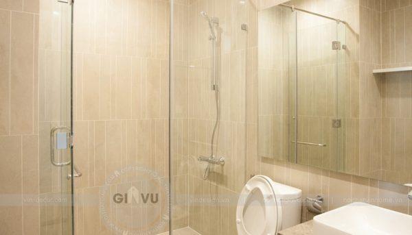 Hoàn thiện nội thất căn hộ 05 tòa S2B chung cư 69B Thụy Khuê 9