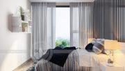 Thiết kế nội thất căn hộ chung cư Metropolis tòa M2 11 nhà anh Thắng 12