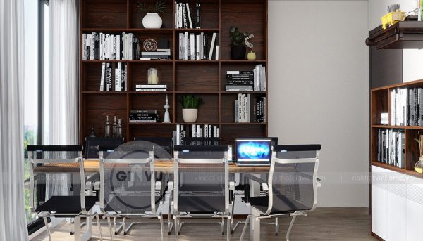 Thiết kế nội thất căn hộ chung cư Metropolis tòa M2 11 nhà anh Thắng 13
