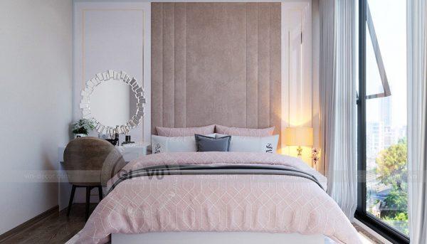 Thiết kế nội thất căn hộ chung cư Metropolis tòa M2 11 nhà anh Thắng 9