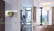 Thiết kế nội thất Vinhomes Metropolis căn 10 tòa M3 - cô Liễu 1