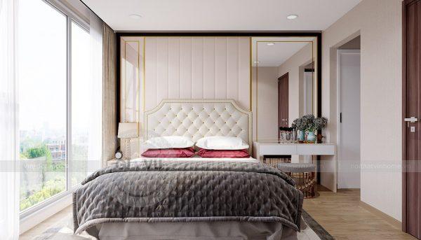 Thiết kế nội thất Vinhomes Metropolis căn 10 tòa M3 - cô Liễu 10