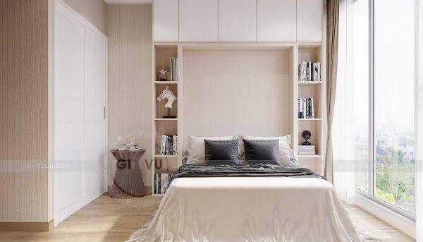 Thiết kế nội thất Vinhomes Metropolis căn 10 tòa M3 - cô Liễu 12